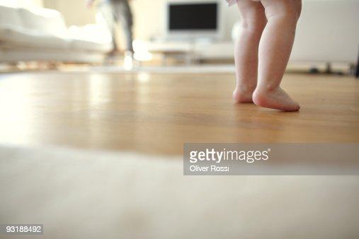 Baby´s feet