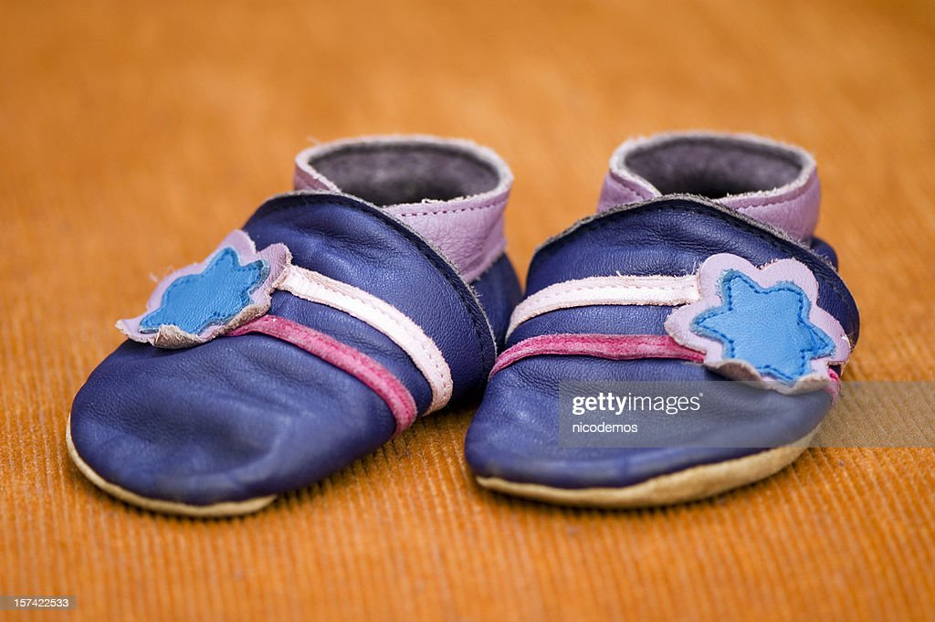 Baby's Shoes : Stock Photo