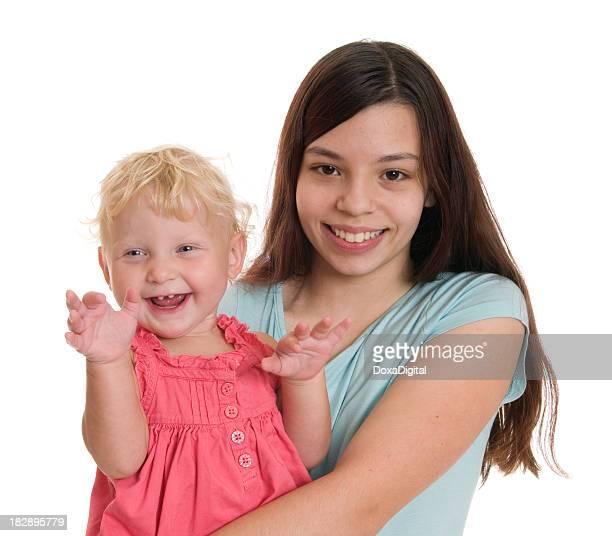 ベビーシッター、幼児