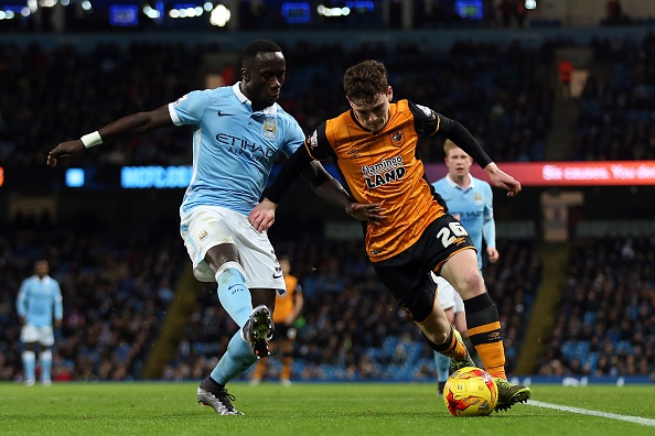 Manchester City v Hull City - Capital One Cup Quarter Final : News Photo