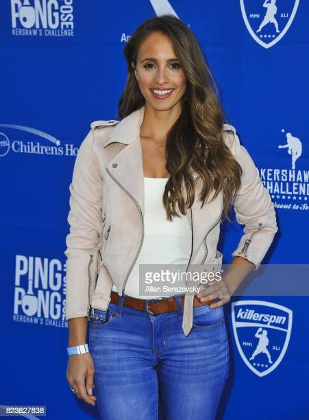 'Bachelor' alum Vanessa Grimaldi attends the 5th Annual Ping Pong 4 Purpose on July 27 2017 in Los Angeles California