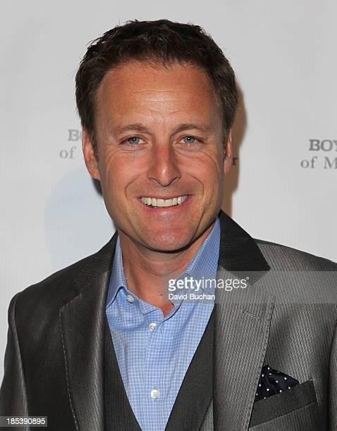 Bachelor presenter Chris Harrison attend the Malibu Boys And Girls Club Gala on October 19 2013 in Malibu California