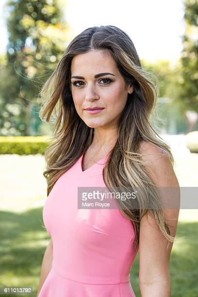 Bachelorette JoJo Fletcher is photographed for Us Weekly on May 26 2016 in Los Angeles California