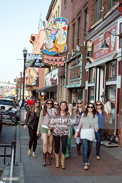 Bachelorette weekend in Nashville