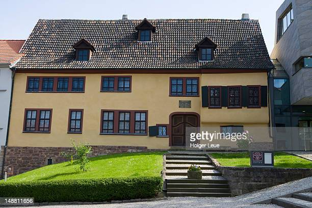 Bachhaus Bach House Museum.