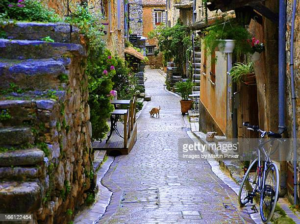 Back Alley, Provence