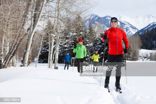 Back Country Nordic Skiing