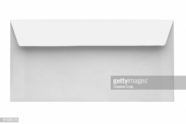 Back of a white envelope