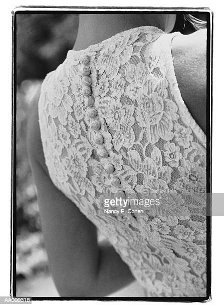 Back of a Woman's Dress