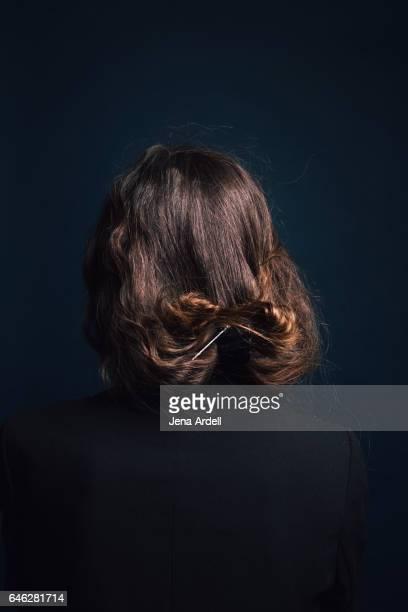 Back Of Head Woman