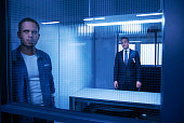 SUITS 'Back on the Map' Episode 603 Pictured Patrick J Adams as Michael Ross Gabriel Macht as Harvey Specter
