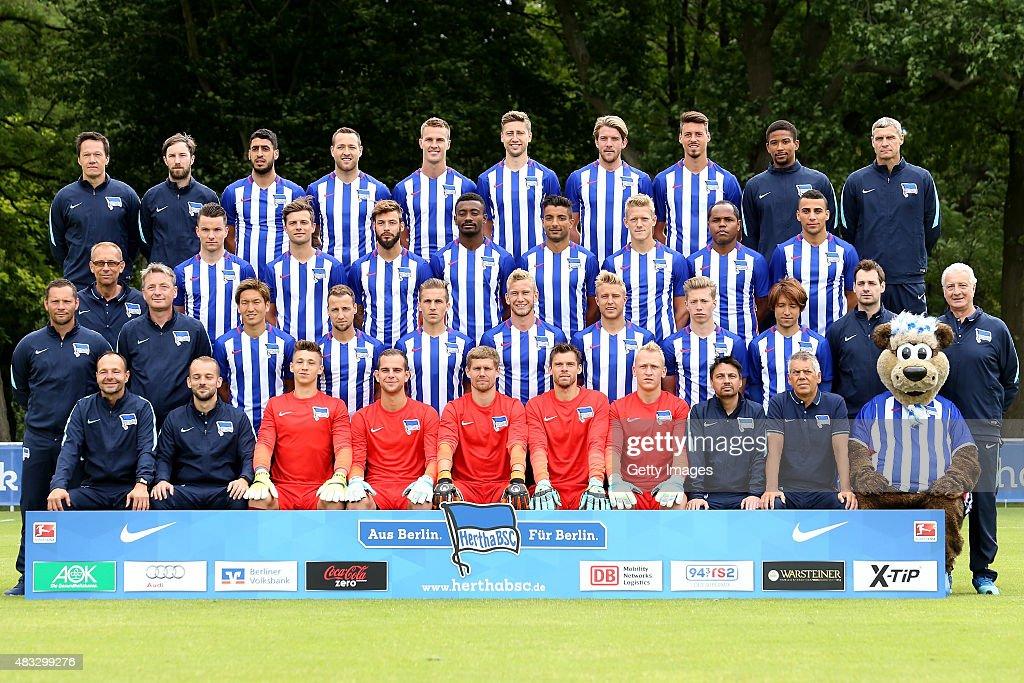 Hertha BSC  - Team Presentation