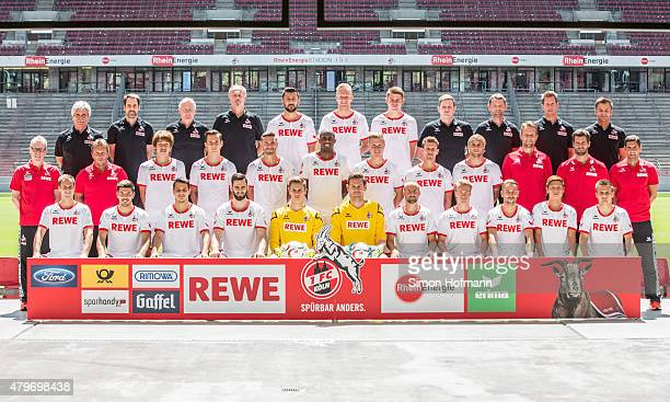Back row Team doctor Dr Peter Schferhoff team doctor Dr Paul Klein kit manager Frank Almstedt kit manager Kresimir Ban Dominic Maroh Kevin Vogt...