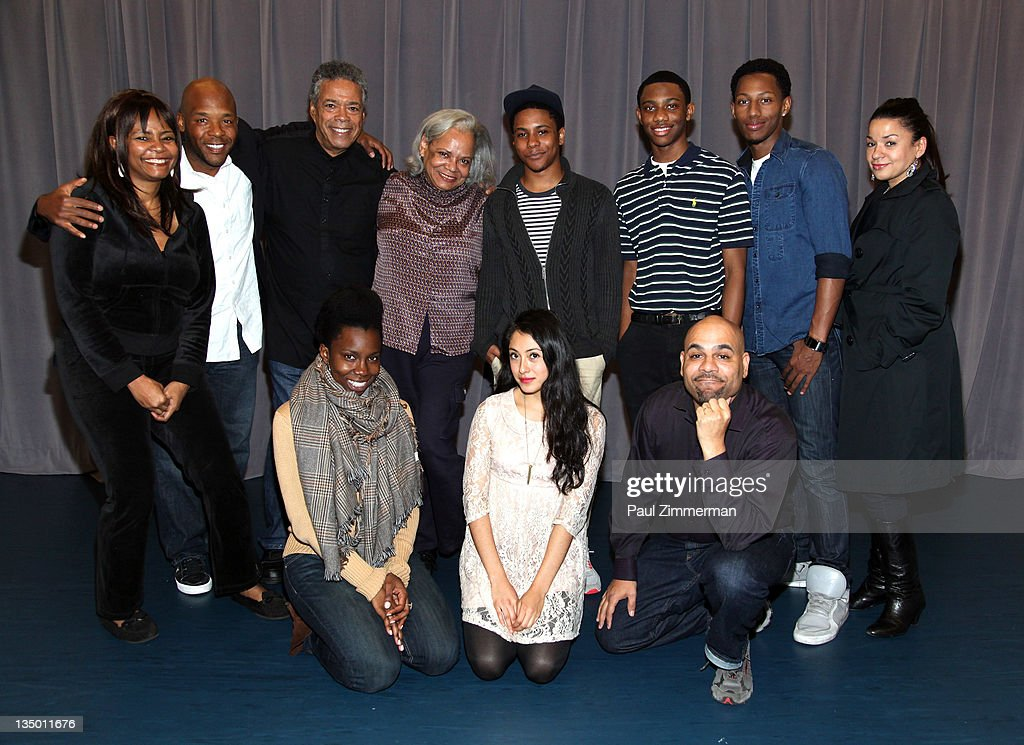 "Sundance Institute Screenplay Reading Of Keith Davis' ""The American People"""