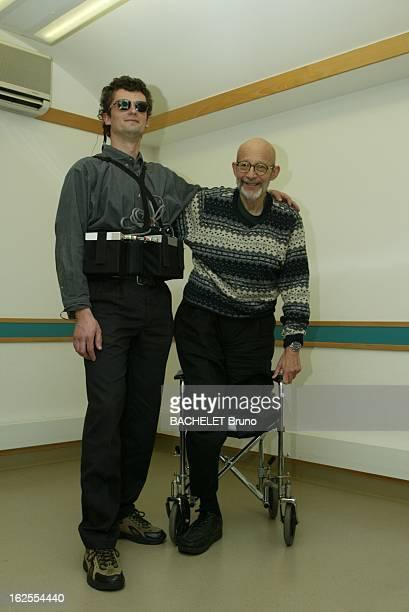 Back To Eyesight L'invention du premier oeil électronique par le docteur William DOBELLE dont a bénéficié Jens 39 ans aveugle à l'âge de 20 ans à la...