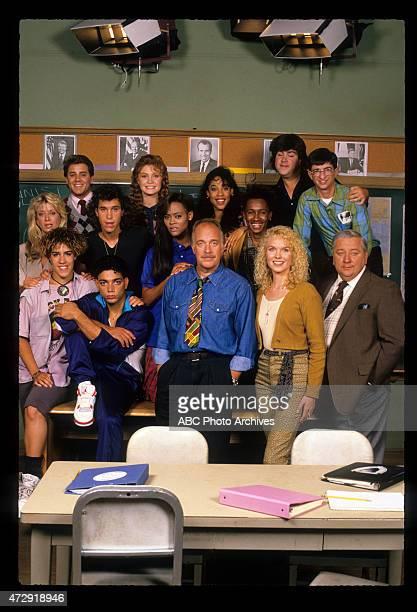 CLASS 'Back to School' Airdate September 27 1989 FOREGROUND RAIN PRYORMICHAEL DELORENZOHOWARD HESSEMANLARA PIPERWILLIAM G SCHILLING BACKGROUND...