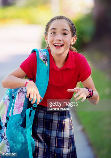 Back To School Excited