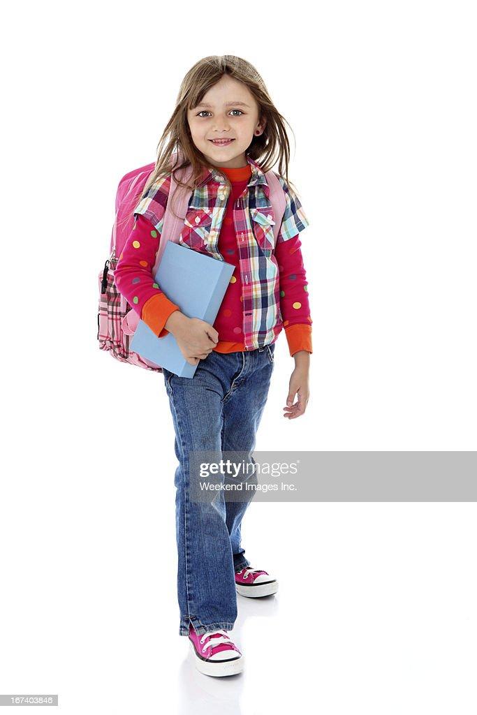 Torna a scuola : Foto stock