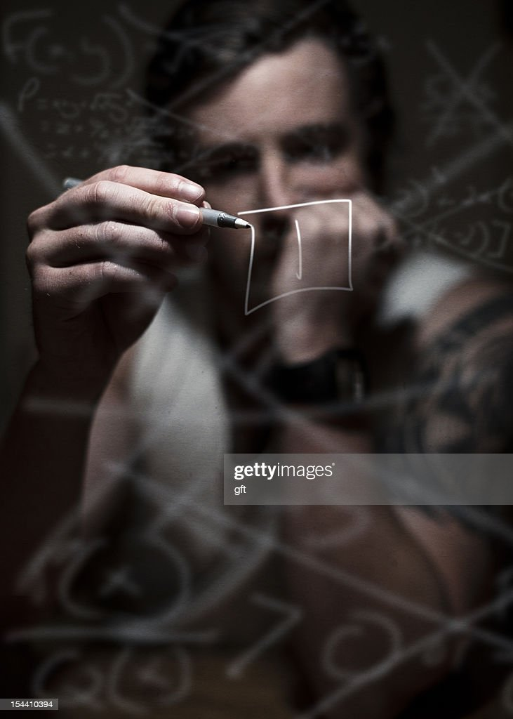 Back to square one. : Stock Photo