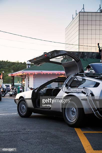 Regresso ao futuro Inspired DeLorean