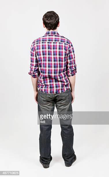 Vista posterior de Guy