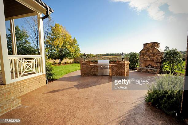 Back Yard Patio