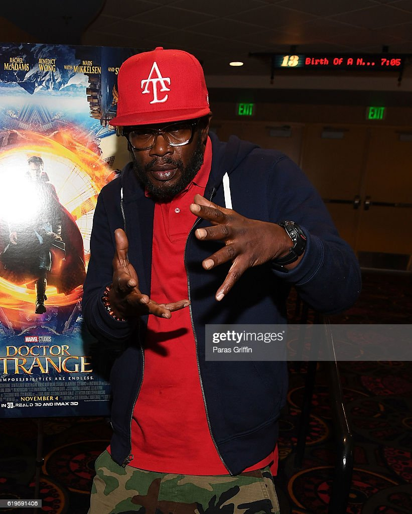 backbone of the dungeon family attends the doctor strange atlanta at picture id619591406 backbone of the dungeon family attends the doctor strange atlanta screening at regal cinemas