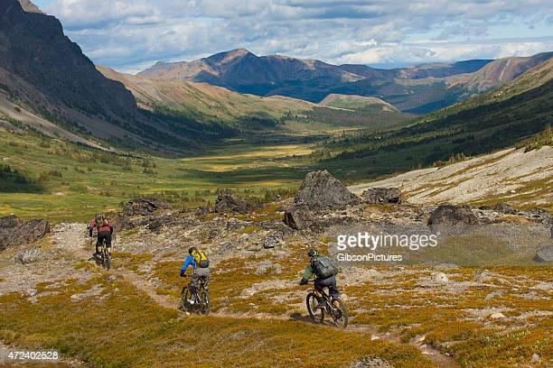 Backcountry Mountain Biking