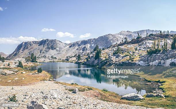 Backcountry of the Sierra Nevada Mountians