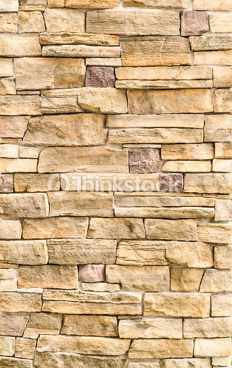 Background And Texture Of Decorative Stone Wall Stock Photo | Thinkstock