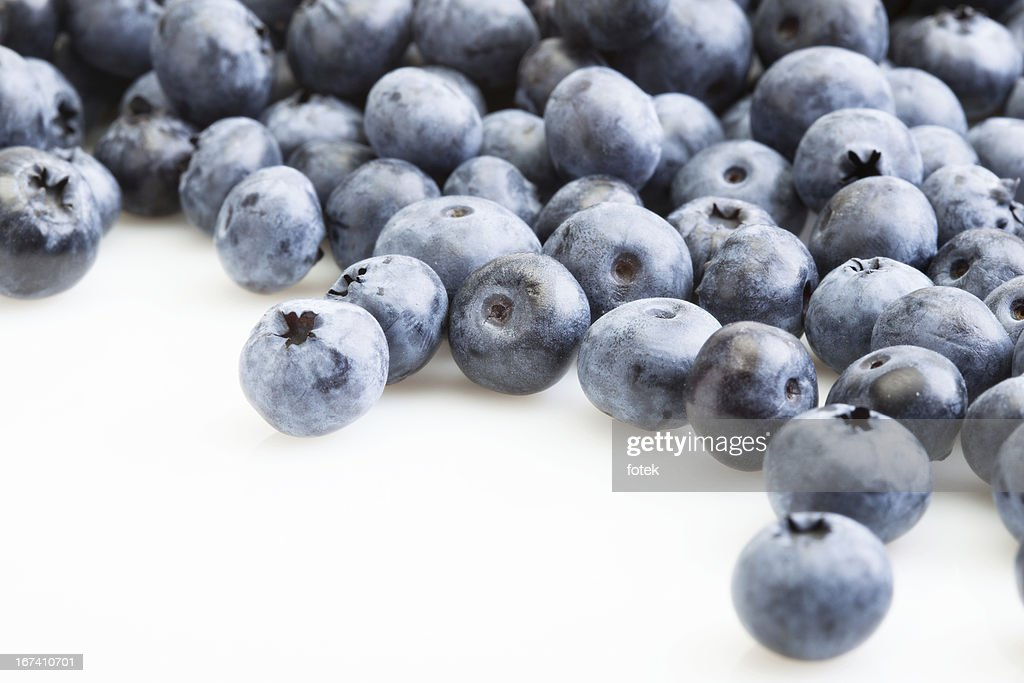 Background blueberries : Stockfoto