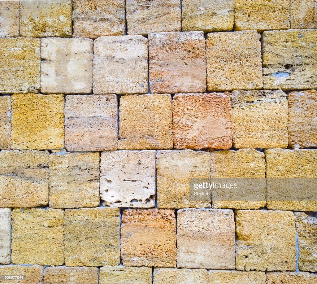 Background brick. : Stock Photo
