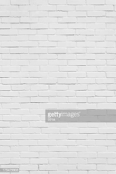 Fundo: Parede de Tijolo branco pintado (vertical)