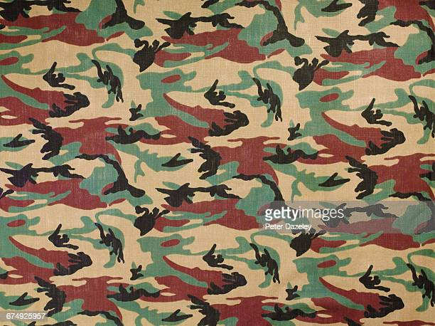 Background camouflage