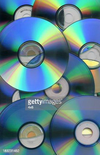 Background - CD-Roms