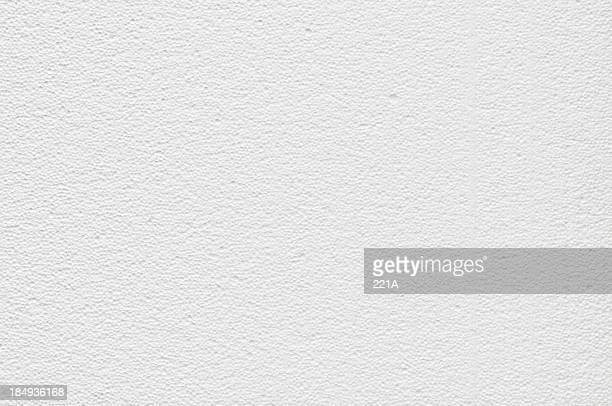 Background: expanded polystyrene sheet