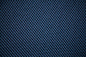 Background holes spots blue pattern textile material nylon clothing cotton