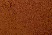 Background of a dry powder cocoa. Hi res photo.