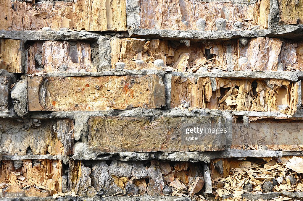background of brick wall : Stock Photo