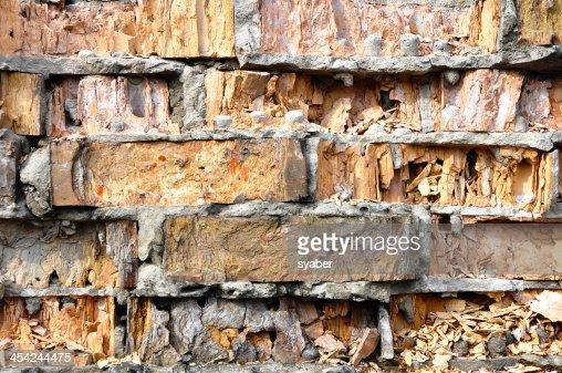 background of brick wall : Stock Photo