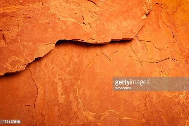 Hintergrund des Red Rock