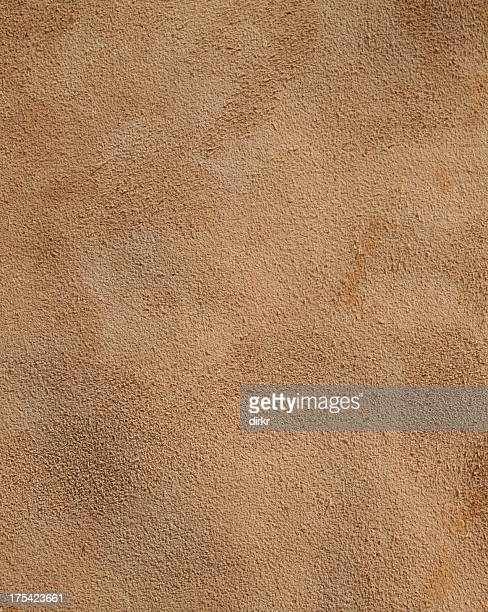 Background of rough weathered old brown leather