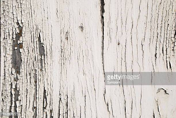 Background of white weathered wood texture