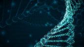 DNA, Molecule, Medicine, Particle