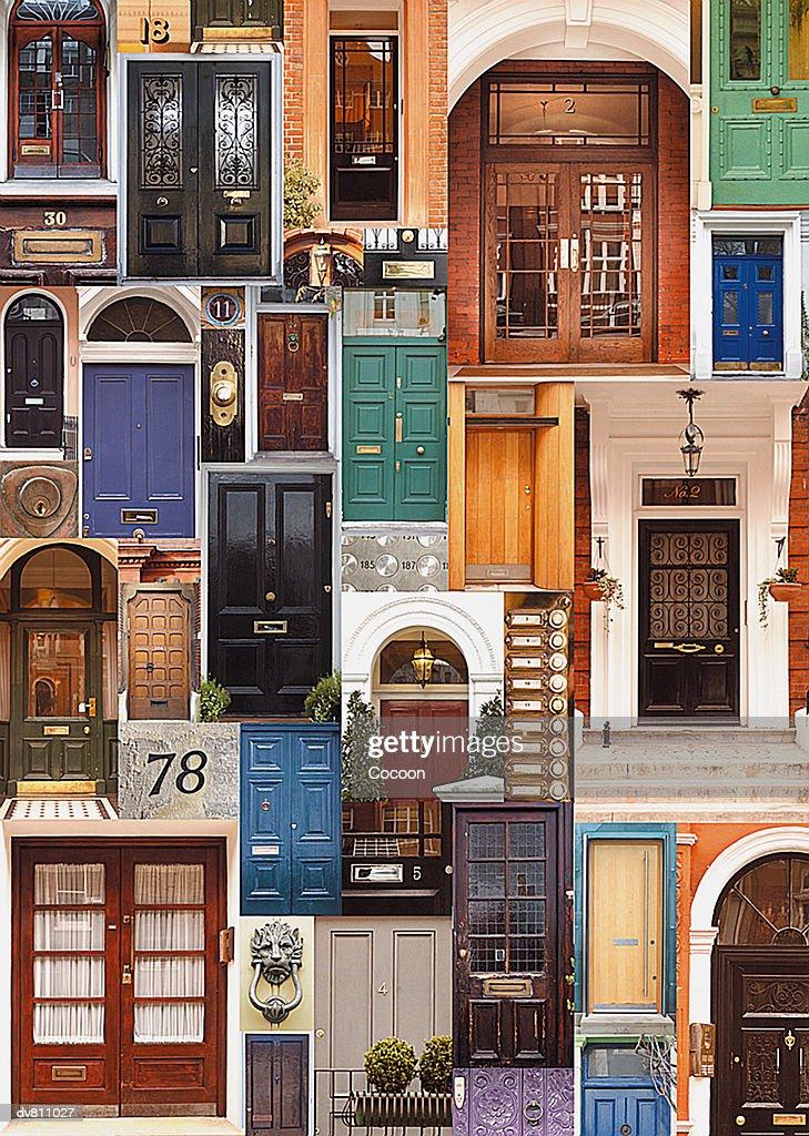 Domestic doors the door industry journal steel windows for Domestic front doors