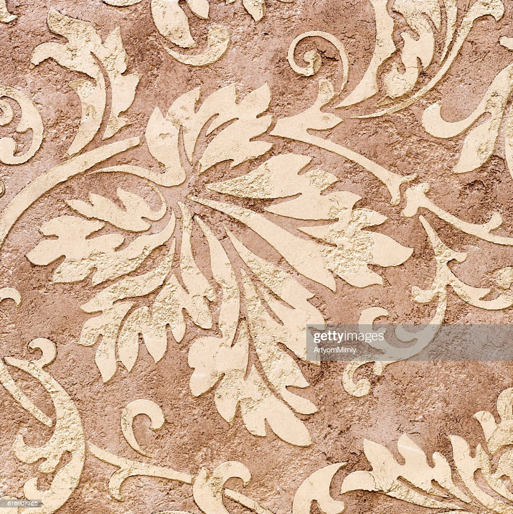 Background texture of a matt structure with a warm tint. : Stock Photo