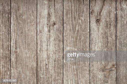 背景: 風化した木材