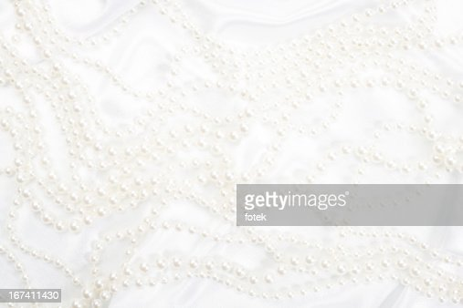 Background with pearls : Stock Photo