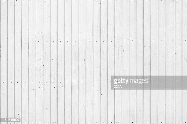 Background: wood panelling painted white
