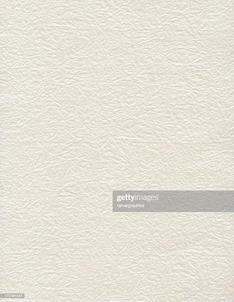 Backgrounds: irridescent off-white paper